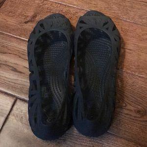 Crocs sandals!